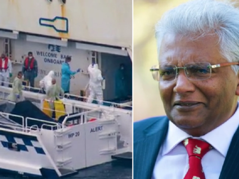 Billion Pound Cruises: ITV documentary says ships 'contributed' to coronavirus spread