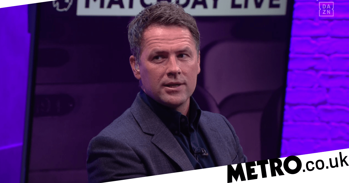Michael Owen reveals he'd join Man City over Liverpool and Man Utd as a player now - Metro.co.uk