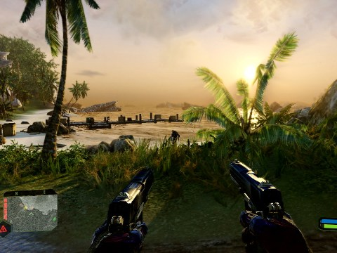 Crysis Remastered indefinitely delayed as first Switch screenshots revealed