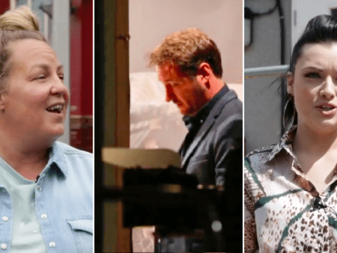 EastEnders cast promise 'incredible stories' as video shows distanced filming