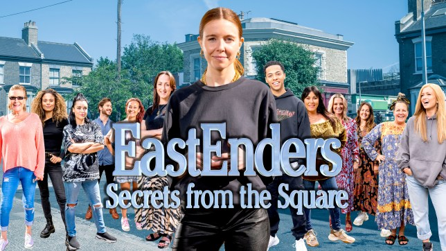EastEnders: Secrets From The Square new line up