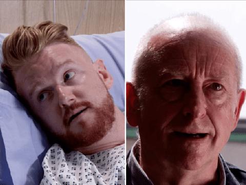 Coronation Street spoilers: Will Geoff kill Elaine, Sarah murder shocker and Leanne's tragedy