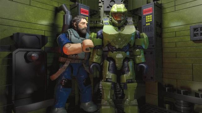 Halo Infinite Mega Bloks