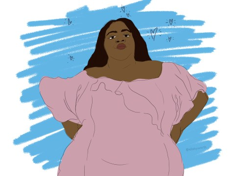 Being a fat Black woman hasn't ruined my love life – it's saved it