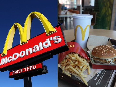 McDonald's reopening restaurants with table service from tomorrow