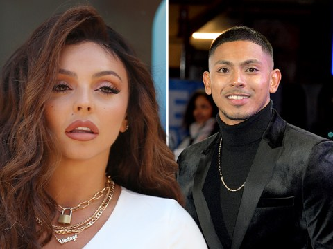 Jesy Nelson gets cosy with Our Girl star Sean Sagar after denying dating rumours