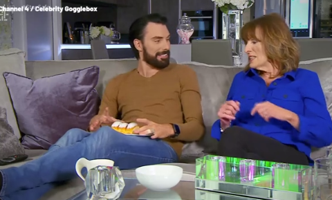 Celebrity Gogglebox viewers baffled after Rylan Clark-Neal's mum Linda calls him by his real name – and it's not Rylan