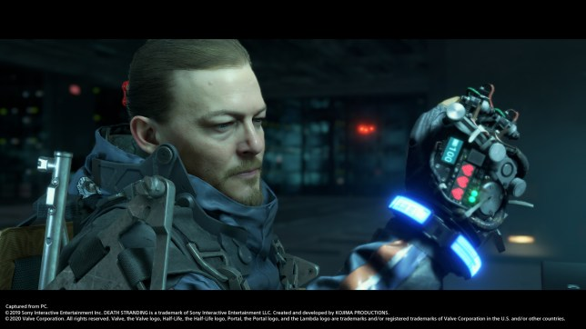 Death Stranding PC screenshot