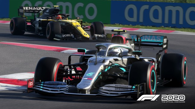 F1 2020 screenshot