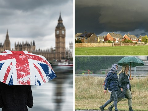 July could be one of the coldest on record as rainy weather returns