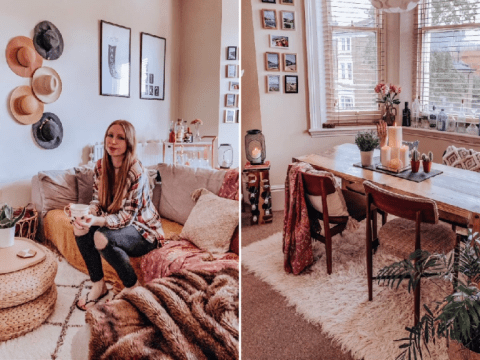 What I Rent: Ceri, £1,250 a month for a two-bedroom flat in Surbiton