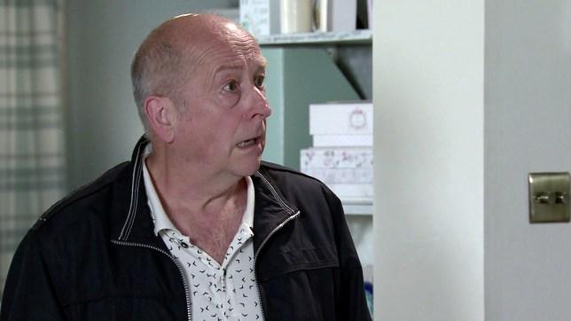 Geoff in Coronation Street