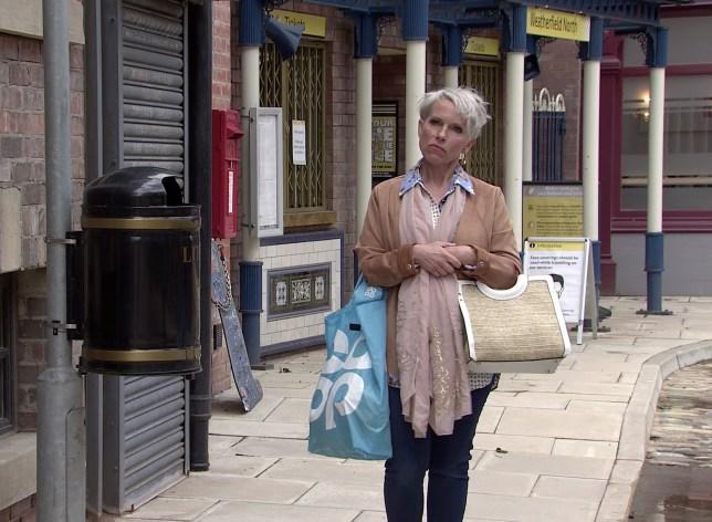 Debbie in Coronation Street