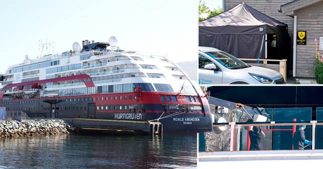 Hundreds forced into isolation after outbreaks hit two cruise ships