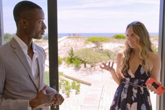 Million Dollar Beach House's Noel and Peggy