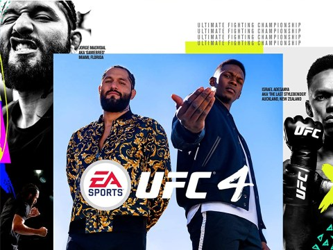 EA Sports UFC 4 fights its way to UK number one – Games charts 15 August