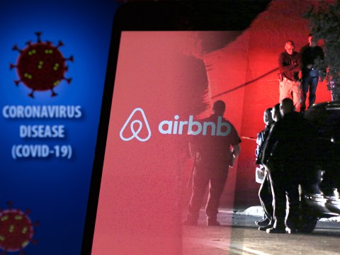 Airbnb bans house parties after illegal lockdown gatherings