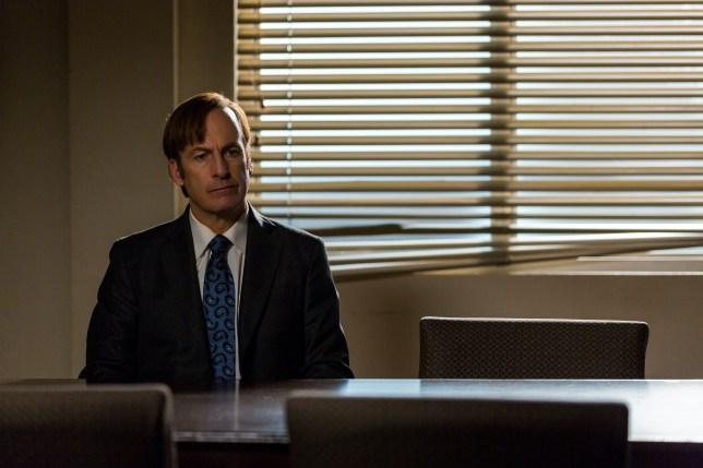 Better Call Saul's Bob Odenkirk