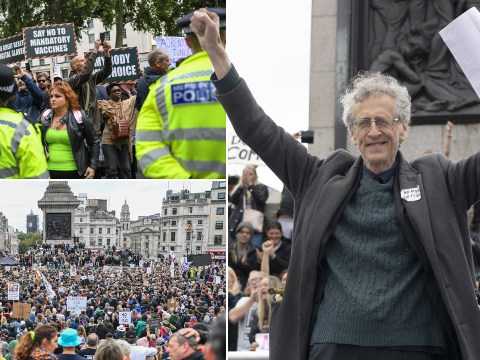 Jeremy Corbyn's brother Piers fined £10,000 for anti-lockdown protest