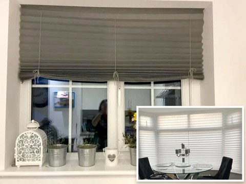 People are raving about the £3.50 Ikea window blinds