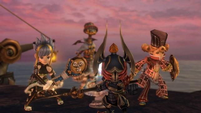 Final Fantasy Crystal Chronicles Remastered Edition screenshot