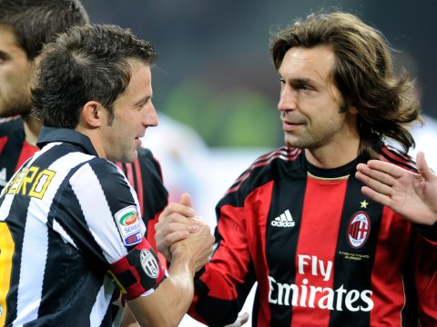 'He's screwed!' – Gennaro Gattuso and Alessandro Del Piero react to Andrea Pirlo's Juventus appointment