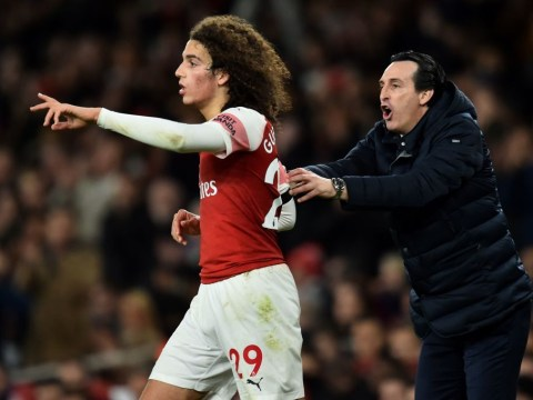 Unai Emery eyes move to bring Arsenal midfielder Matteo Guendouzi to Villarreal