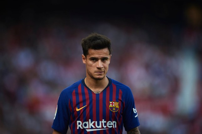 Barcelona ramping up transfer talks with Arsenal over Philippe Coutinho