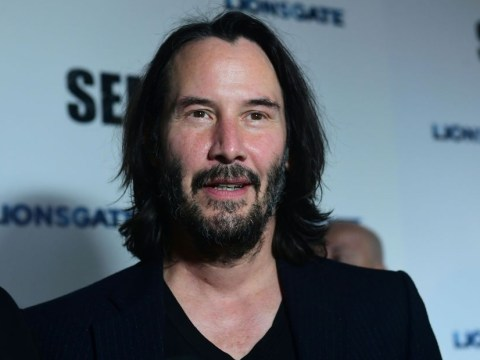 Keanu Reeves praises 'show business spirit' on The Matrix 4 set as filming continues amid pandemic