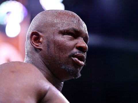 Dillian Whyte names Anthony Joshua and Tyson Fury in five fights he wants before retiring