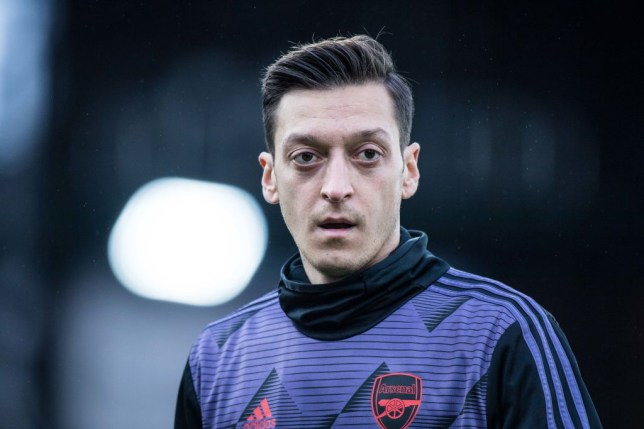 Mesut Ozil finally explains why he refused pay cut and takes swipe at Arsenal board over redundancies