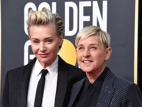 Ellen DeGeneres' wife Portia de Rossi speaks out to defend talk show host: 'I stand with her'