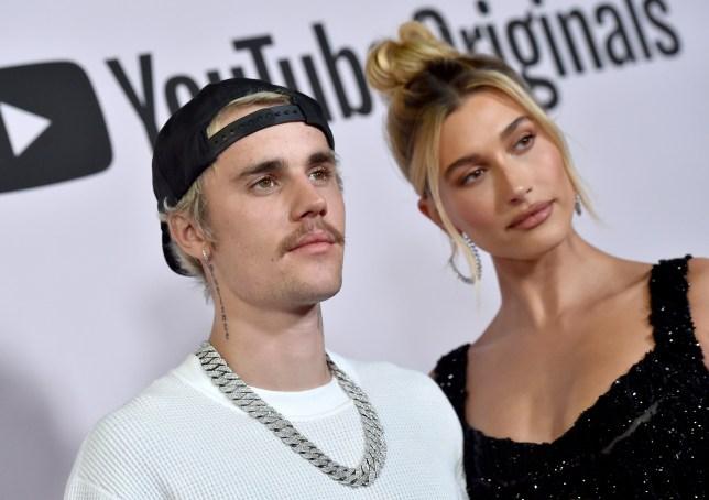 Justin Bieber and Hailey Baldwin (Bieber)