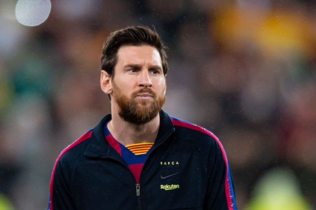 Manchester City are plotting a stunning move for Barcelona superstar Lionel Messi