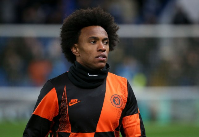 Why Mikel Arteta pushed Arsenal bosses to sign Willian