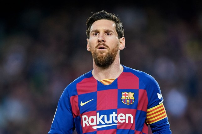 Lionel Messi has asked to leave Barcelona this summer