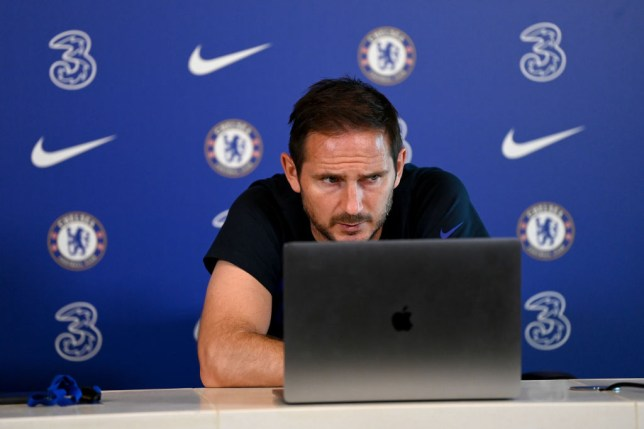 Frank Lampard will hope to see improvement from his Chelsea team next season