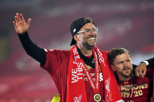 Klopp will be aiming to lead his side to another title win