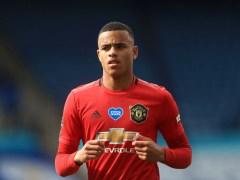 Manchester United sensation Mason Greenwood reveals the area he needs to improve