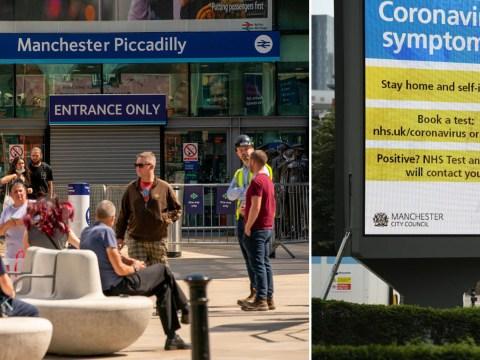 Is Manchester in lockdown and are pubs and restaurants open as 'major incident' is declared?