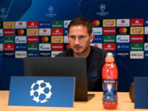 Frank Lampard gives injury updates on Christian Pulisic, N'Golo Kante and Ruben Loftus-Cheek ahead of Chelsea vs Bayern Munich