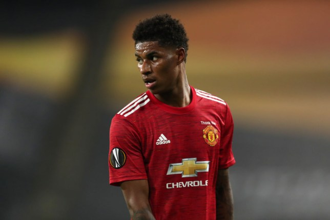 Marcus Rashford Speaks Out As He S Replaced By Jack Grealish In England Squad Metro News