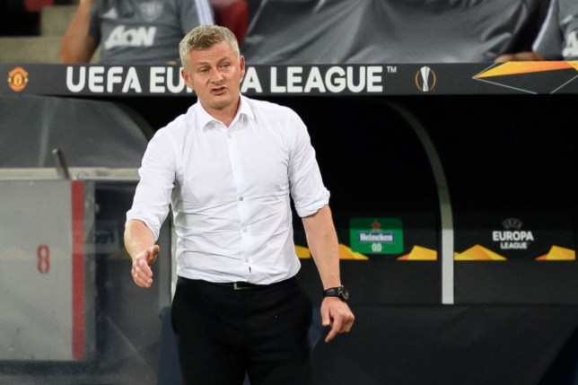 Solskjaer's young team crashed out of the Europa League to Sevilla