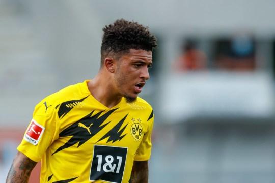 Ole Gunnar Solskjaer is keen to bring Sancho to Old Trafford