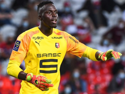 Chelsea submit fresh bid to sign Edouard Mendy