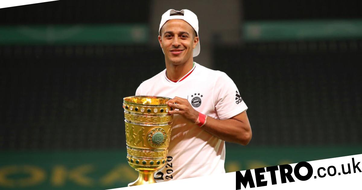 Thiago wants Liverpool transfer after talks with Jurgen Klopp - metro