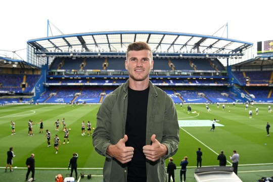 Werner has already moved to Chelsea
