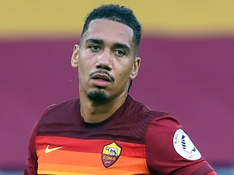 Chris Smalling 'gutted' as he returns to Manchester United from Roma loan spell