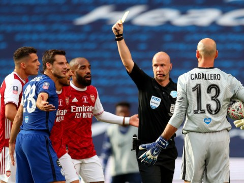 John Terry furious with Anthony Taylor refereeing performance in Chelsea's FA Cup final defeat against Arsenal