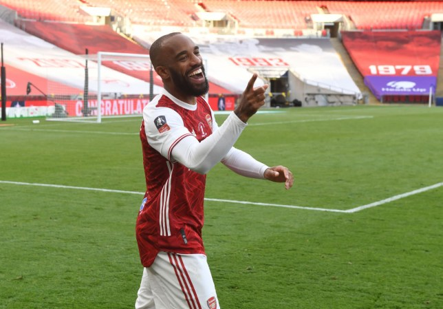 Atletico Madrid are set to revive their long-term interest in Alexandre Lacazette